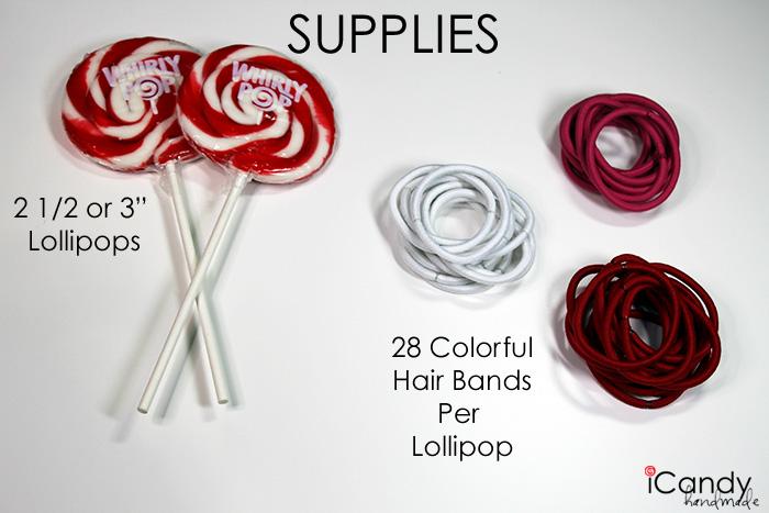 Hair Candy Supplies