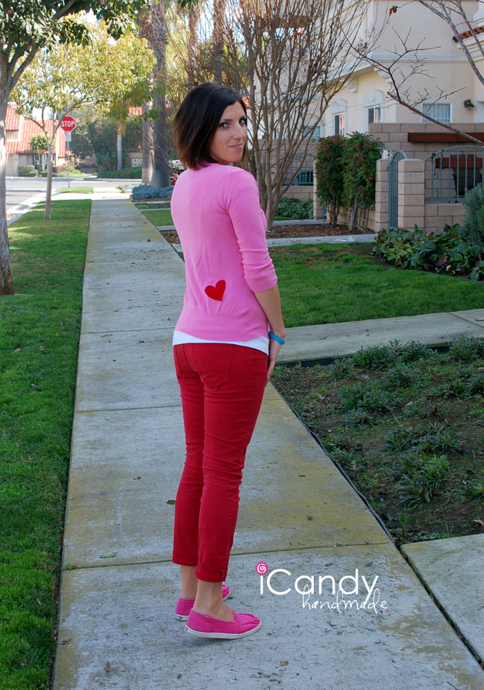 vday sweater refashion 1 copy