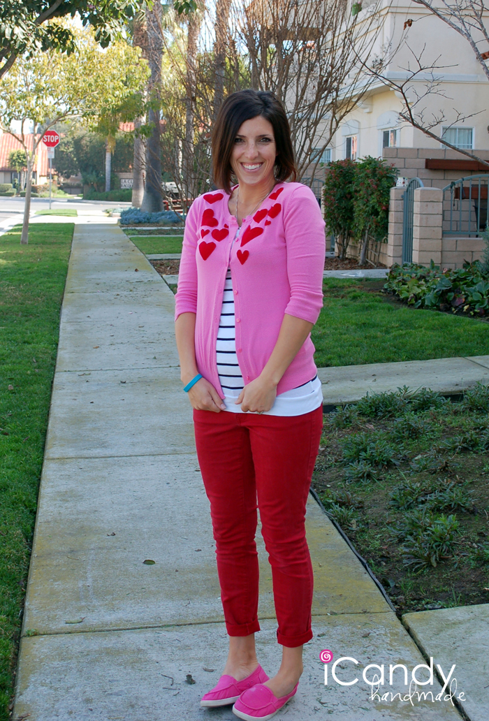 vday sweater refashion 2 copy