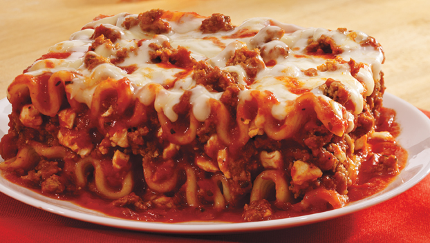 Stouffer's Family Size Lasagna with Meat & Sauce 1