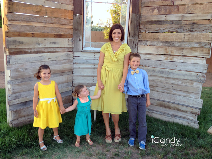 mustard dress copy