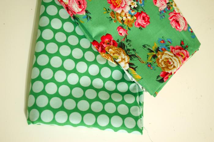 green fabricsa