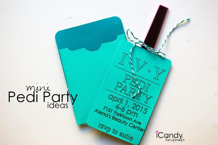 pedi party invites copy