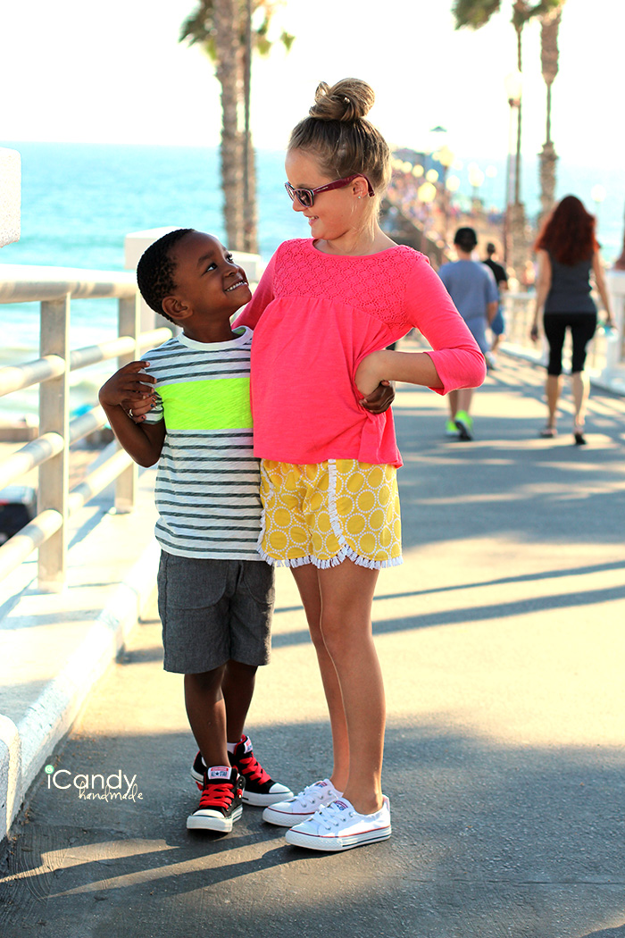 iCandy DIY Kids Shorts4
