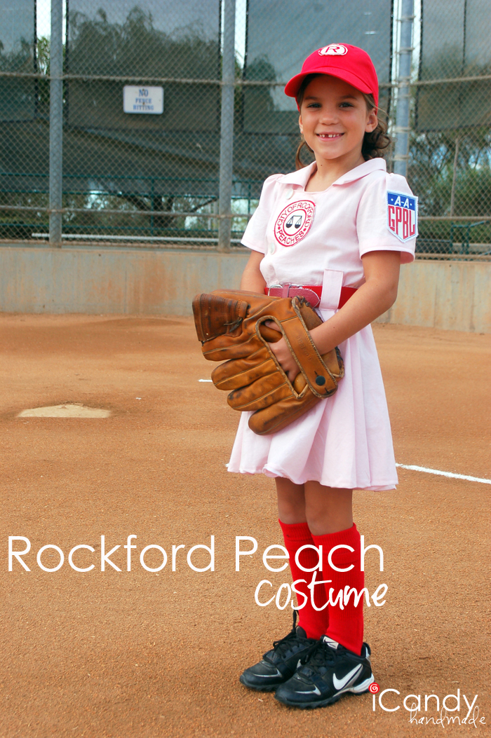 Halloween 2015: A League of Their Own - iCandy handmade