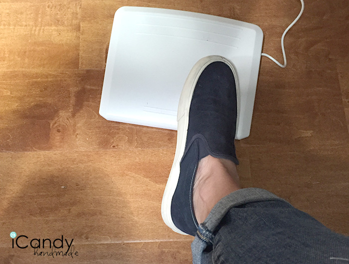 Janome S7 Foot Pedal