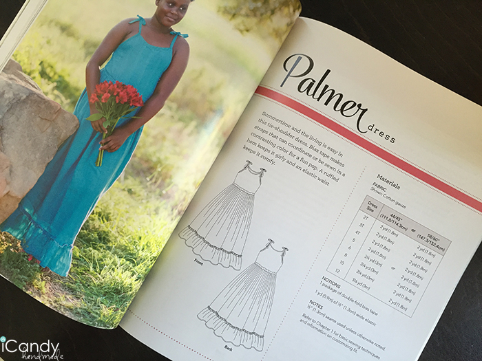 Sundressing Palmer Dress Book Page - iCandy handmade copy