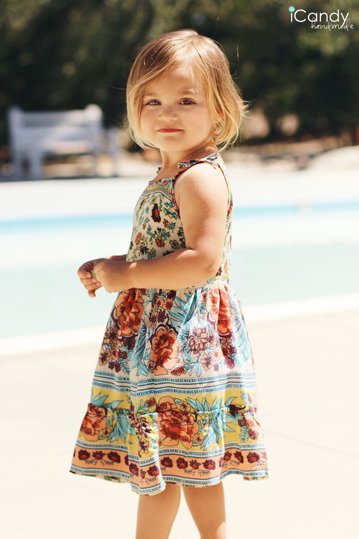 Sundressing Palmer Dress Teaser - iCandy handmade copy