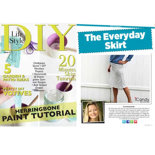 Everyday Skirt Featured!