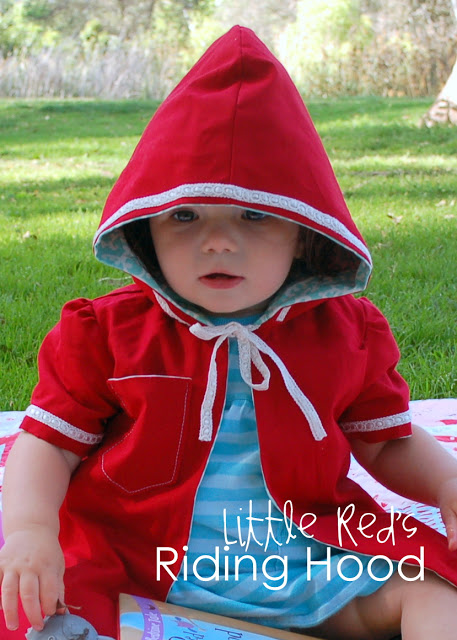 Little Red's Riding Hood