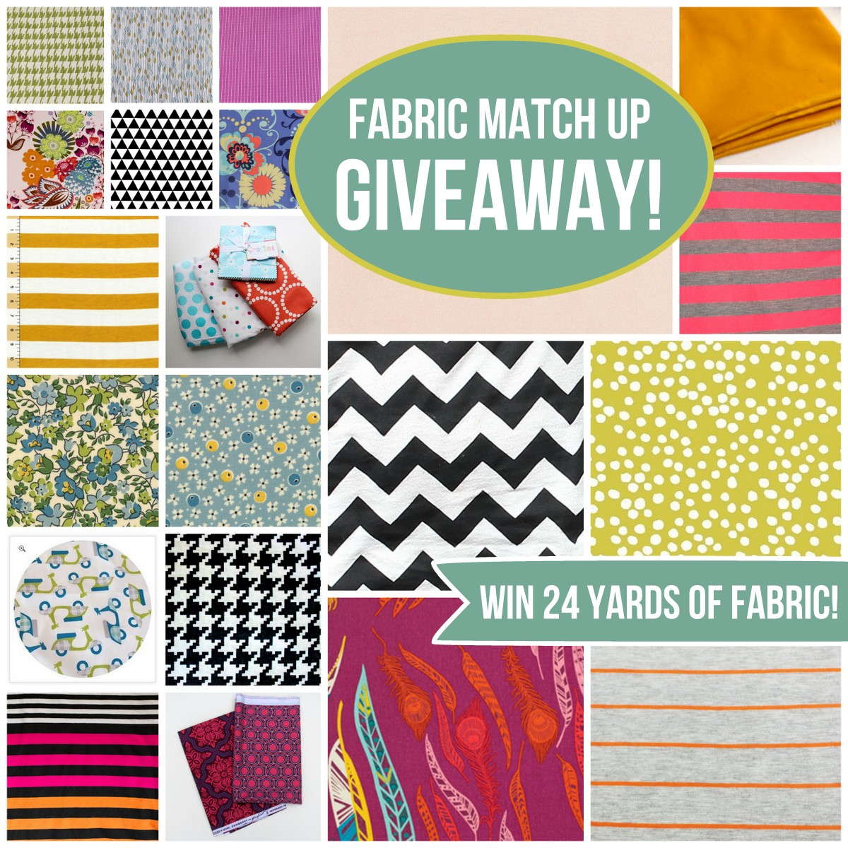 Match that Fabric Giveaway!