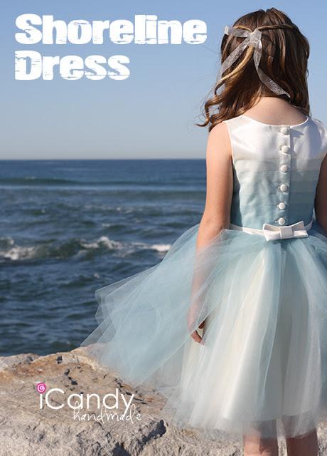 Shoreline Dress Ombre Bodice