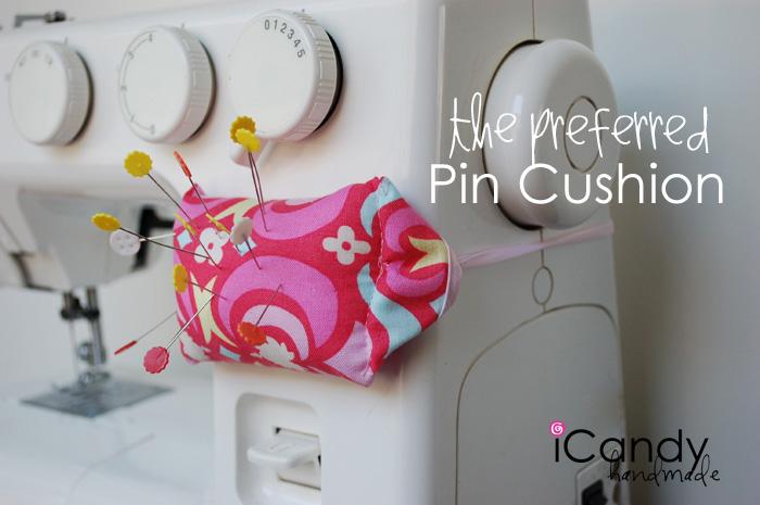 the Preferred Pin Cushion