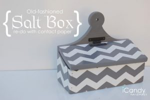 Salt Box Re-do