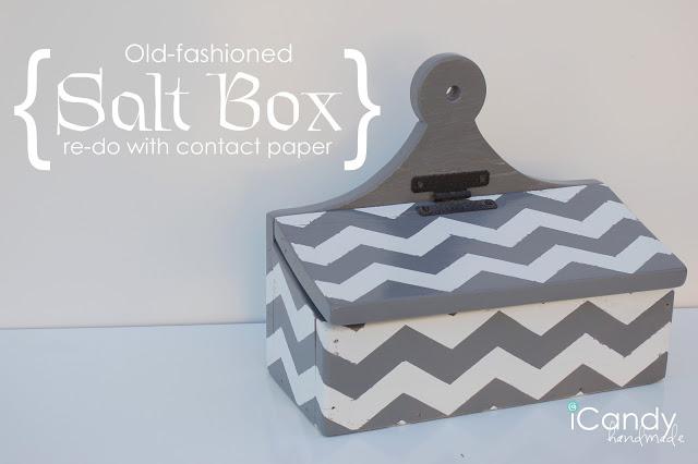 Salt Box Re-do
