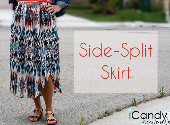 Tutorial: Side Split Skirt