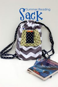 Summer Reading Sack
