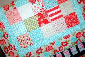 Lilah's Baby Quilt