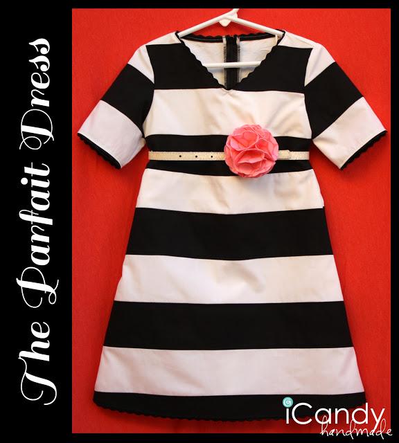 The Parfait Dress by Emily