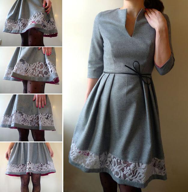 Great Find! Free Women's Dress Pattern