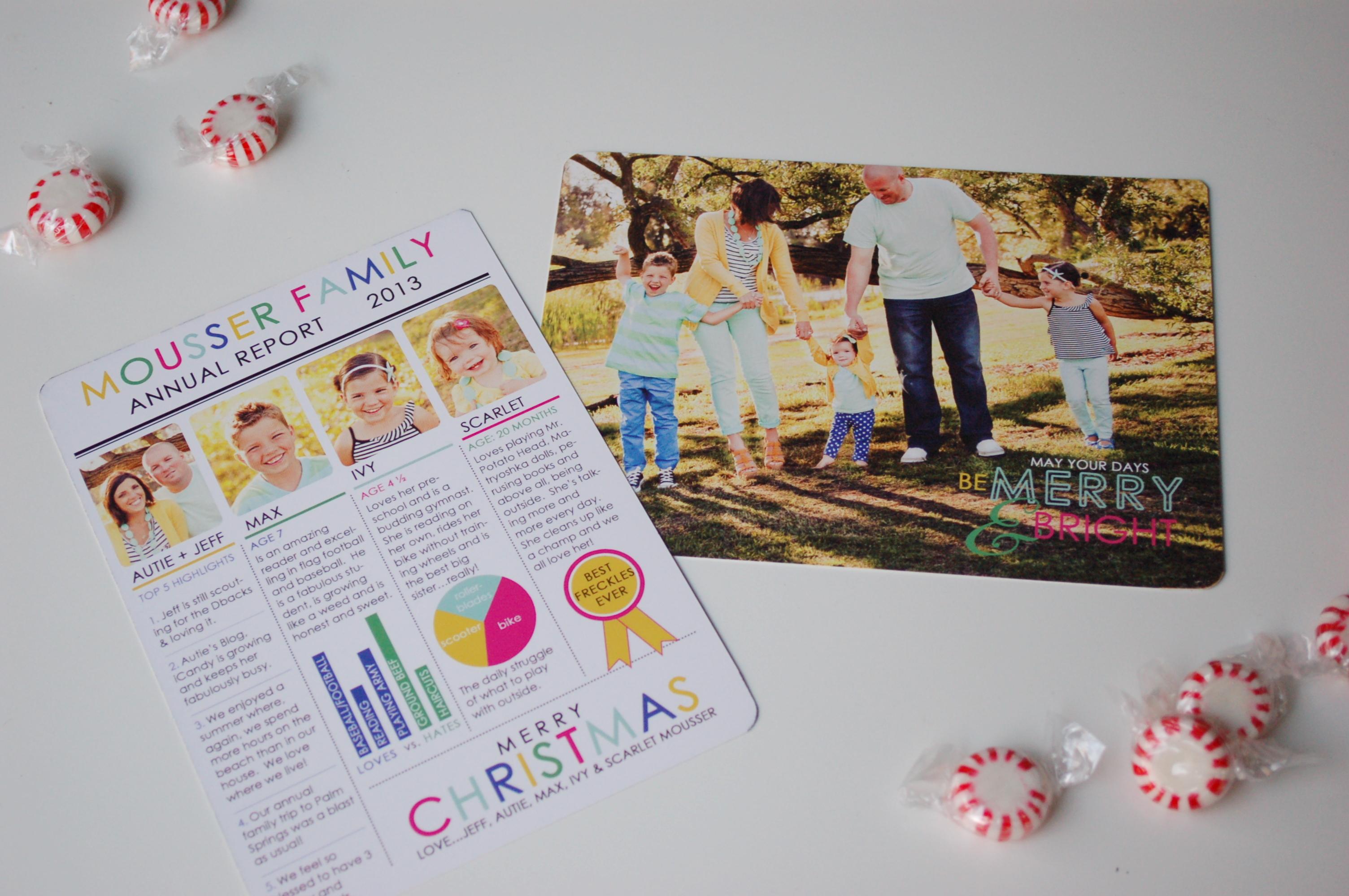 Christmas Cards 2013