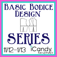 Basic Bodice Design Series Inspiration