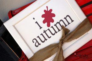i {heart} autumn