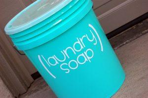 Tide Pods vs Homemade Laundry Soap