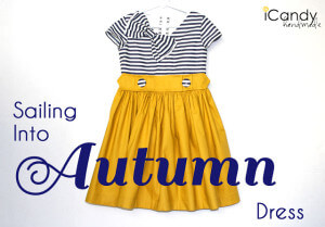 Basic Bodice Design Series: Sailing Into Autumn Dress