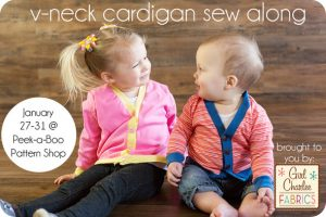Sew Along alert!