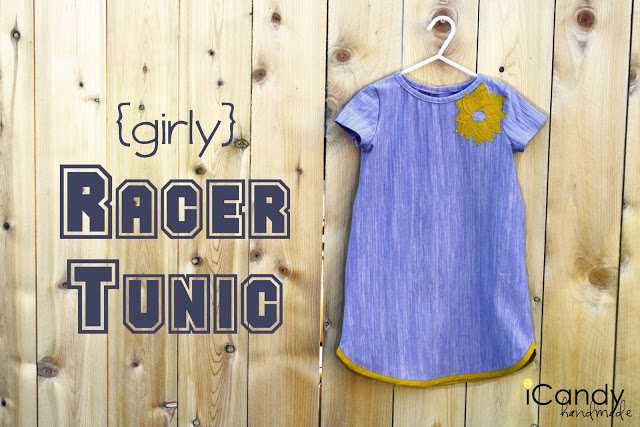 Girly Racer Tunic