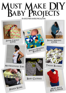 DIY Babies: Rae Gun Ramblings