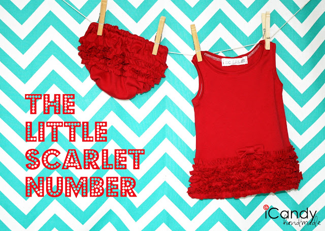 The Little Scarlet Number