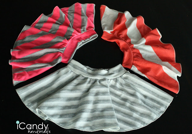 Ice Cream Social Skirt…baby style