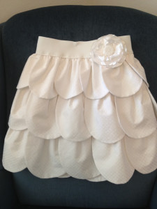 Reader Project: Petal Skirt