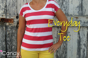 Everyday Basics: Everyday Tee