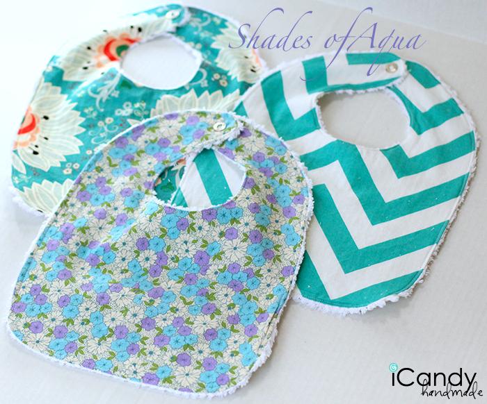 Diy Baby Bibs Icandy Handmade