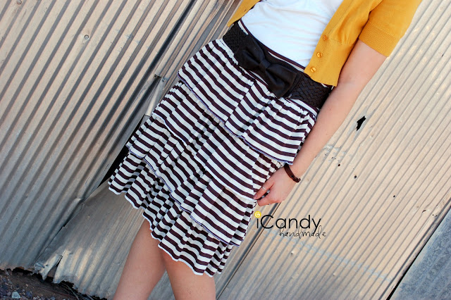 Downeast Basics Skirt Knock-off