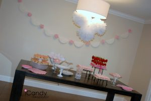 Perfectly Pink Baby Shower