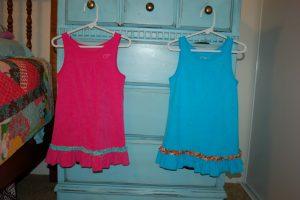 Fixer-upper dress