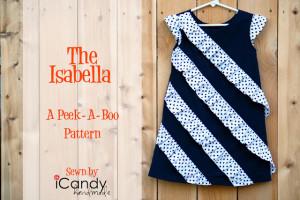 Peek-A-Boo Patterns: Isabella Dress