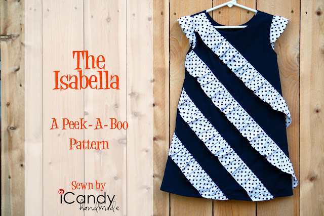 Peek-A-Boo Patterns: Isabella Dress