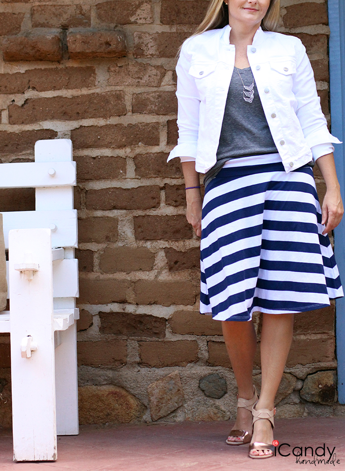 DIY: The Everyday Skirt Take 2