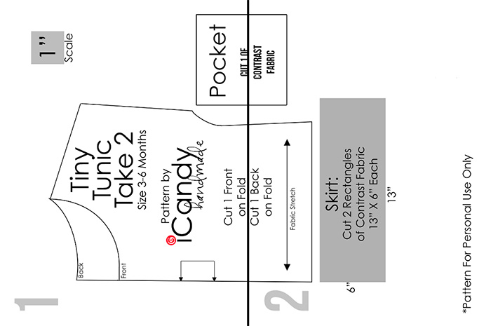 Tiny Tunic Take 2 Pattern Map1resized
