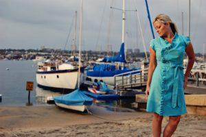 DIY Sail Away With Me Dress