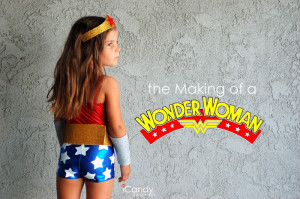 Halloween 2014: Wonder Woman