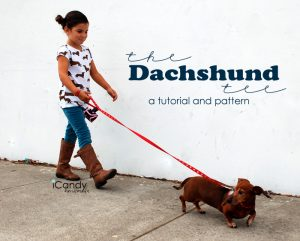 the Dachshund Tee
