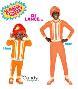 Halloween: DJ Lance…the early years