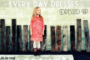 DIY Pink Lace Dress