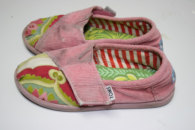 Make-It-Work-Week: Toms Makeover